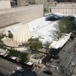 "From Bryant Park to Lincoln Center-Will Mercedes Benz Fashion Week (""MBFW"") Have to Move Again?"