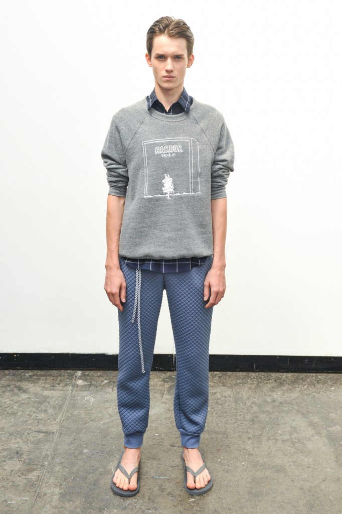 LUCIO CASTRO SS15 LOOK FIVE
