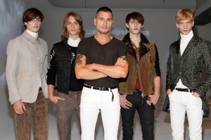 J.Lindeberg - Presentation - Mercedes-Benz Fashion Week Spring 2015