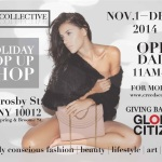 More on Pop-up Shop Creeds Collective — A Fashionably Good Cause & Events Galore!