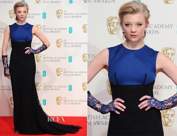Natalie-Dormer-In-Sophia-Kah-2015-BAFTAs