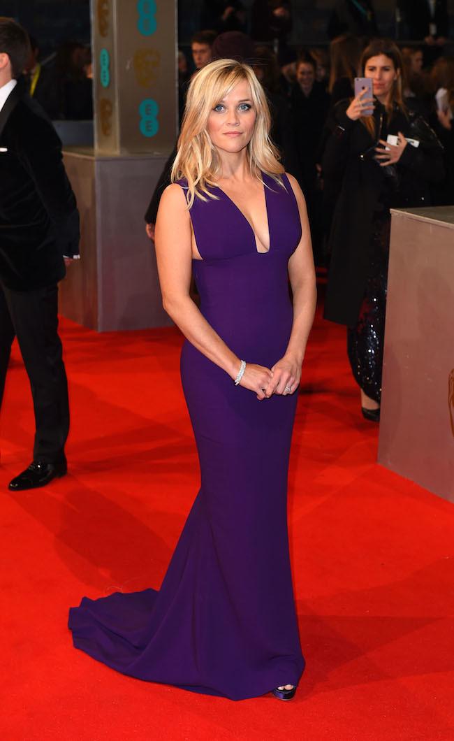 ALFOMBRA ROJA PREMIOS BAFTA 2015