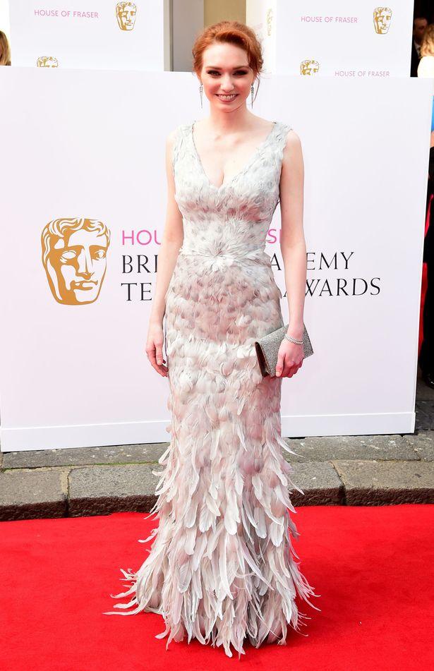 BAFTA-Eleanor-Tomlinson