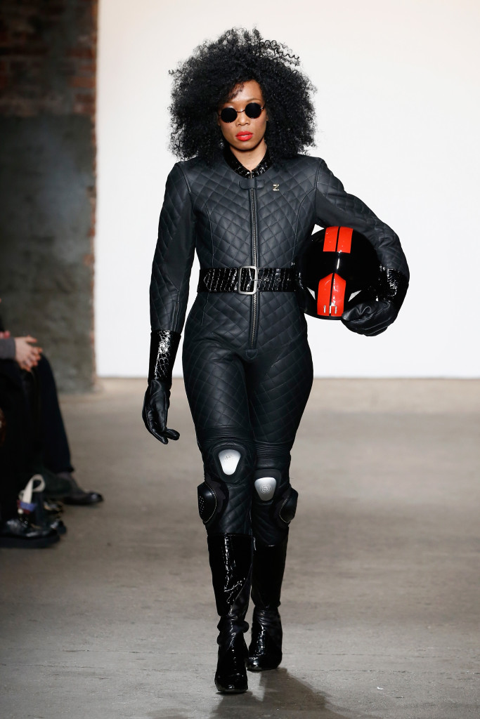 Nolcha Shows During New York Fashion Week Women's Fall/Winter 2016 Presented By Neogrid - Planet Zero Motorsports